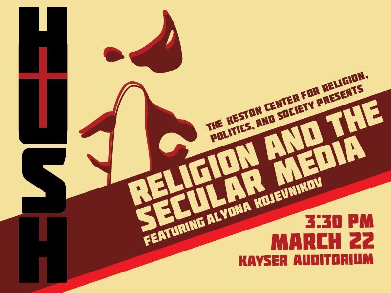 HUSH! Religion and the Secular Media