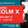 [Malcolm X Screening]
