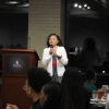 Actress Speaks About Perseverance at Black Heritage Banquet