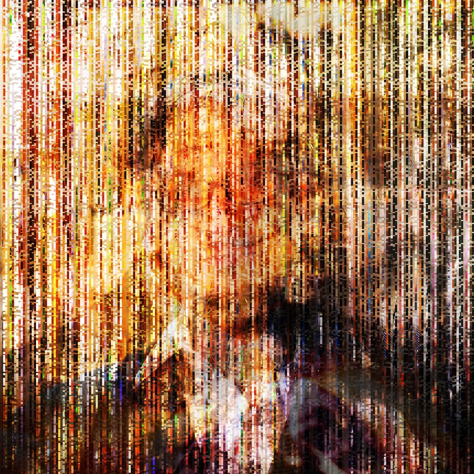 The Collective Glitch Portrait