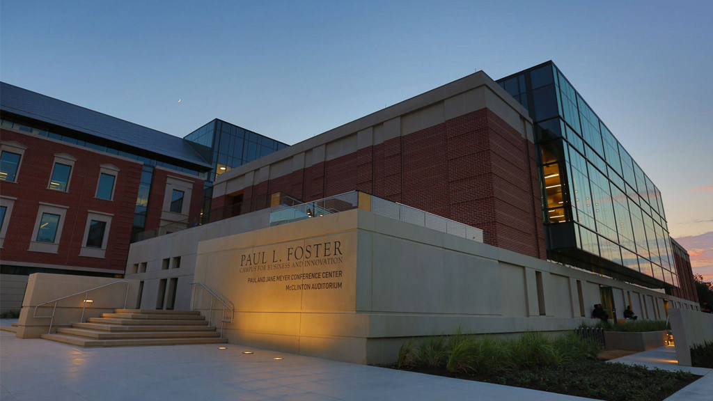 Paul L Foster Success Center