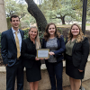Baylor Law Teams Excel at Multiple Competitions