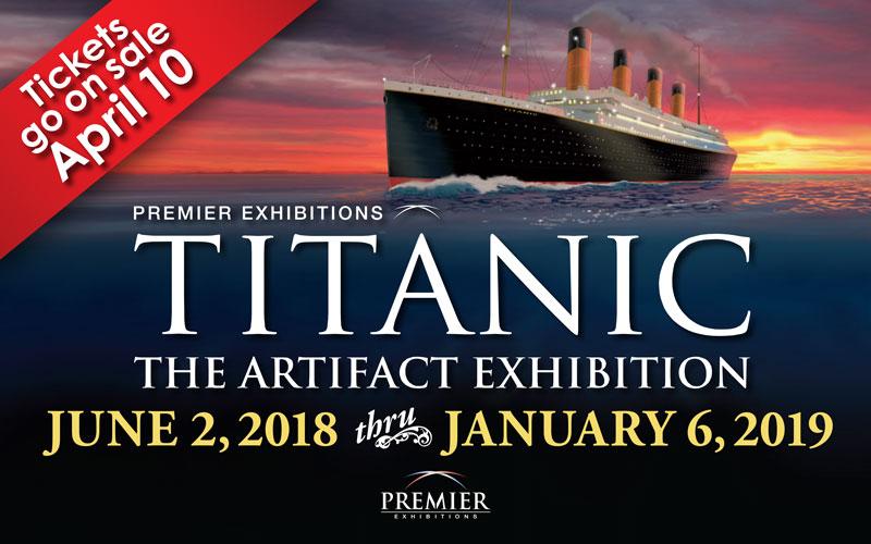 Titanic: the Artifact Exhibitiont