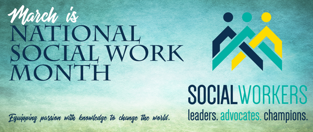 Social Work Month 2018 Homepage