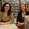 Kathleen, Rachel and Deirdre: Three Women's Journeys United by an Archival Collection