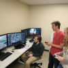 Computer science students create their own video games