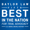 Baylor Law Ranks in Top Five in Trial Advocacy, #50 Overall in National <i>U.S. News</i> Rankings