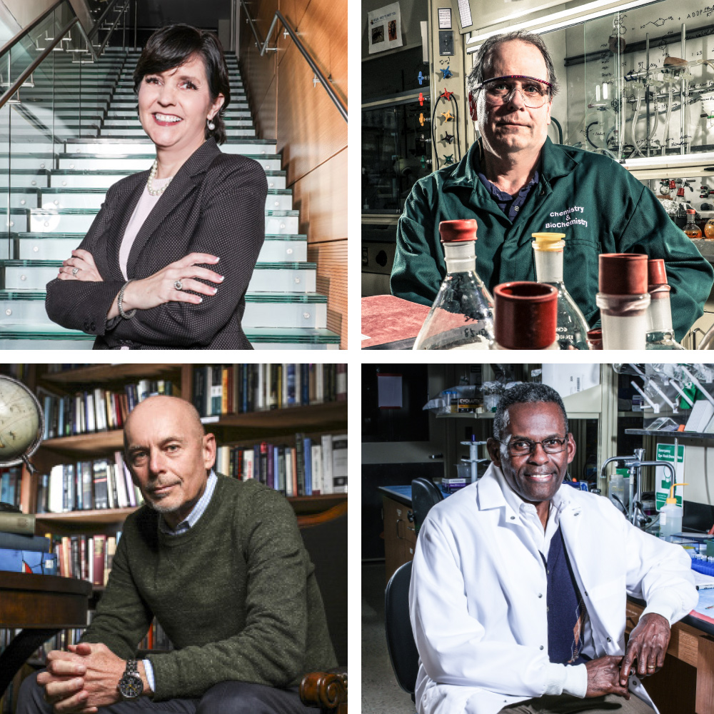 Baylor Professors are on the forefront of research