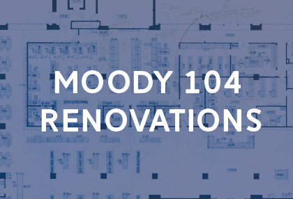 Moody 104 renovations