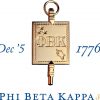 Phi Beta Kappa Offers Membership to 32 Honors College Students