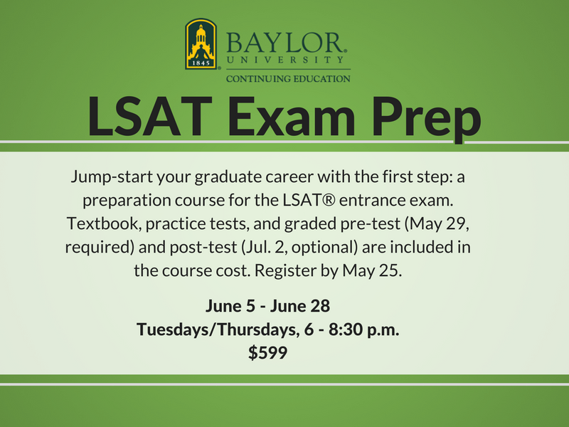LSAT Exam Prep