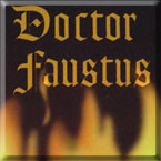 Doctor Faustus Button Image