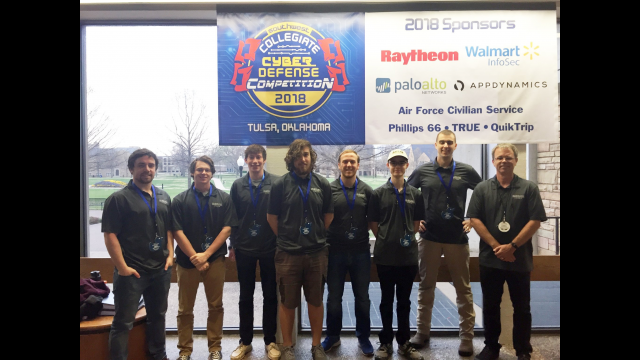 Cyber Security Team Photo 2018