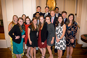 Group Photo of Student Bar Association
