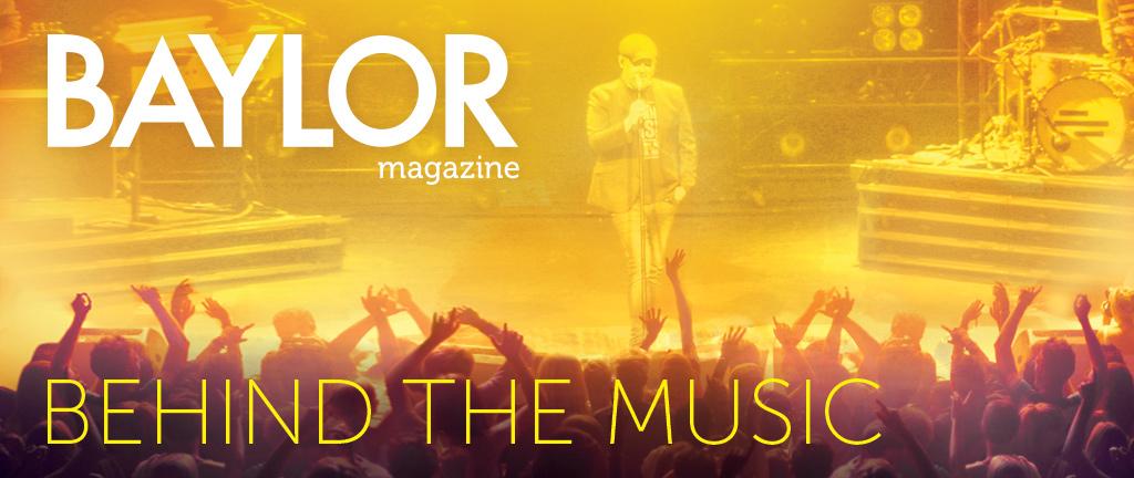 Baylor Magazine's Spring 2018 edition