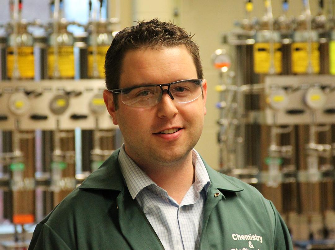 Dr. Caleb Martin