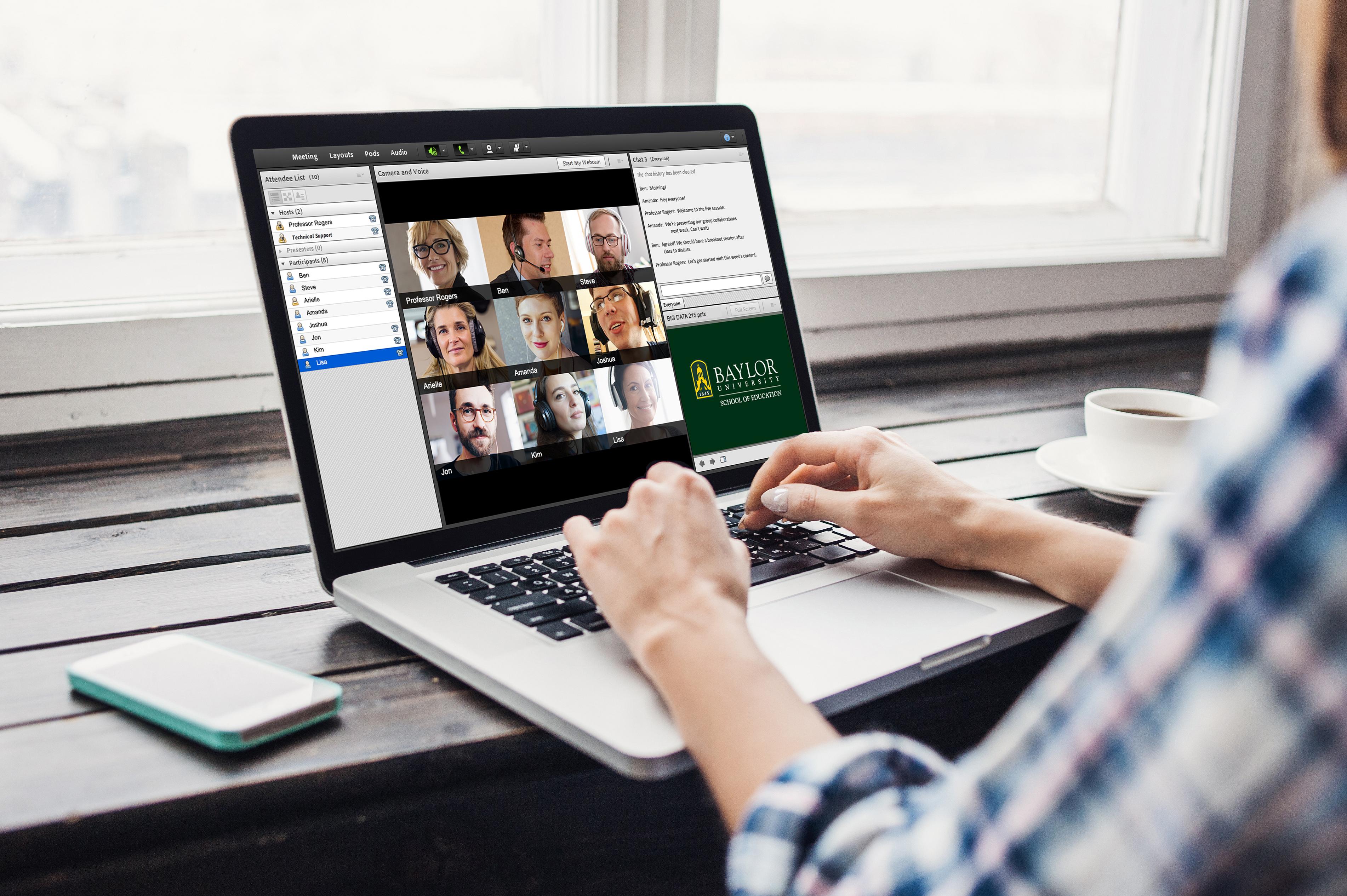 Baylor-2U agreement online