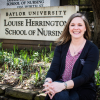 Baylor University Louise Herrington School of Nursing Congratulates Outstanding Staff Award Recipient