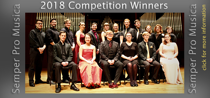 Banner_2018 Semper Pro Musica Competition Winners