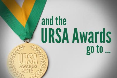 News - URSA Awards Go to 2018
