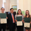 Baylor Undergraduates and Faculty Mentors Honored for Outstanding Research Projects Presented During URSA Scholars Week