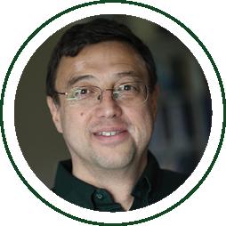 Headshot of Dr. Alex Yokochi