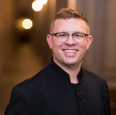 Headshot of Professor Brian A. Schmidy