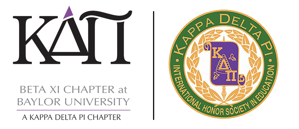 Kappa Delta Pi Logo and Seal