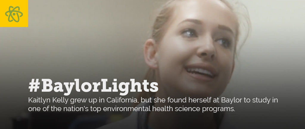 Slider - Baylor Lights Profile - Kaitlyn Kelly