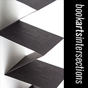 2017 Book Arts Intersections Campaign logo