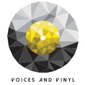 2018 Voices & Vinyl Campaign logo
