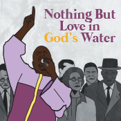 Nothing But Love in God's Water Campaign logo