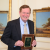 Philosophy Professor Stephen Evans Honored as Cornelia Marschall Smith Professor of the Year