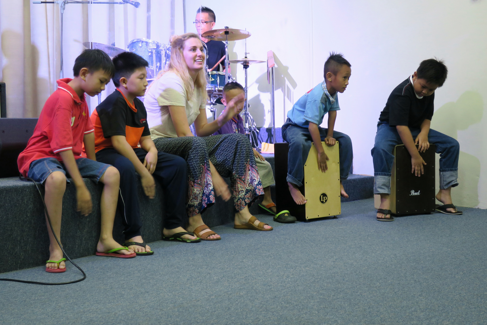 Missions - Malaysia 1