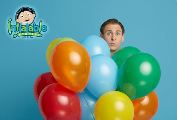 Dan Bellamy and Balloons