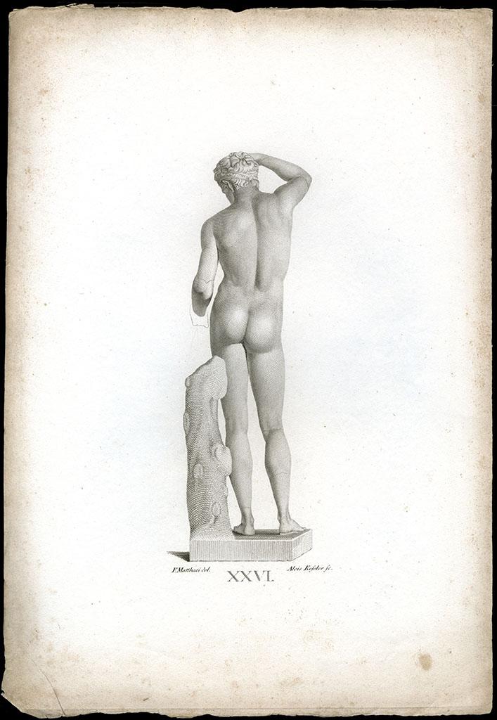 Plate 26, Becker's Augusteum, 1804