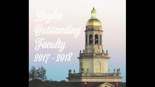 outstanding faculty 2018