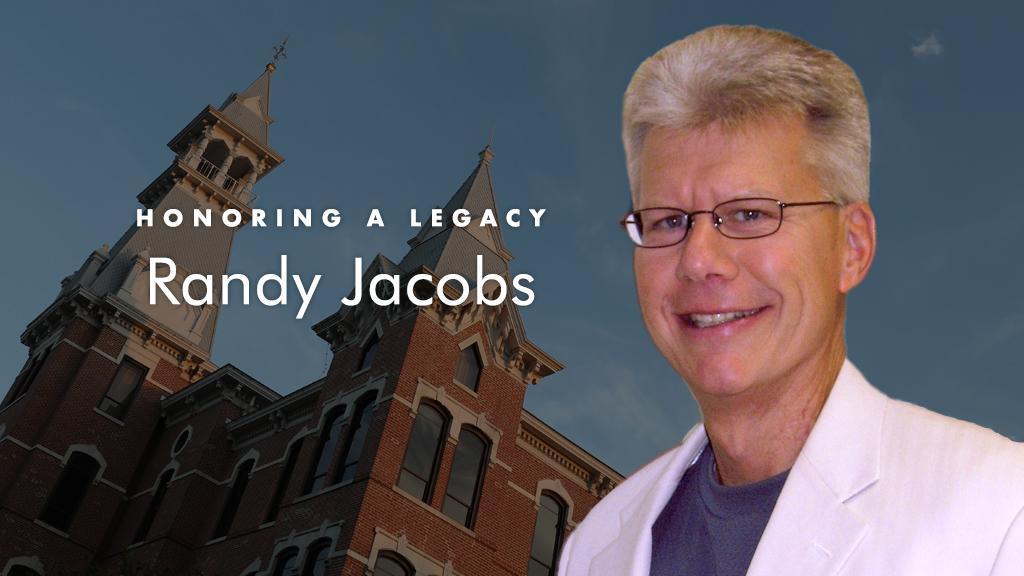 In Memory of Randy Jacobs