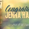 Meet the 2018 BSW Outstanding Student Jenna Hampton