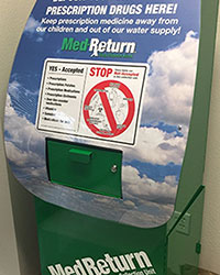 Medication Return Kiosk