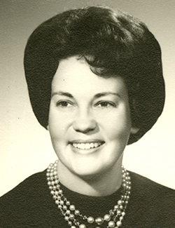 Photo of Peggy Place Bartley