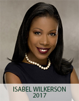 ISABEL WILKERSON 2017