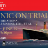 See Titanic On Trial at the Mayborn Museum