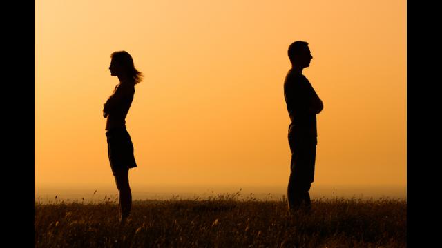 Negative couples