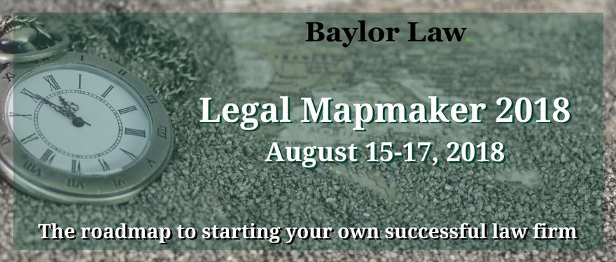 Legal Mapmaker 2018 Banner