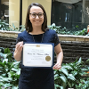 SOE Doc Student Wins $15,000 Award for Research