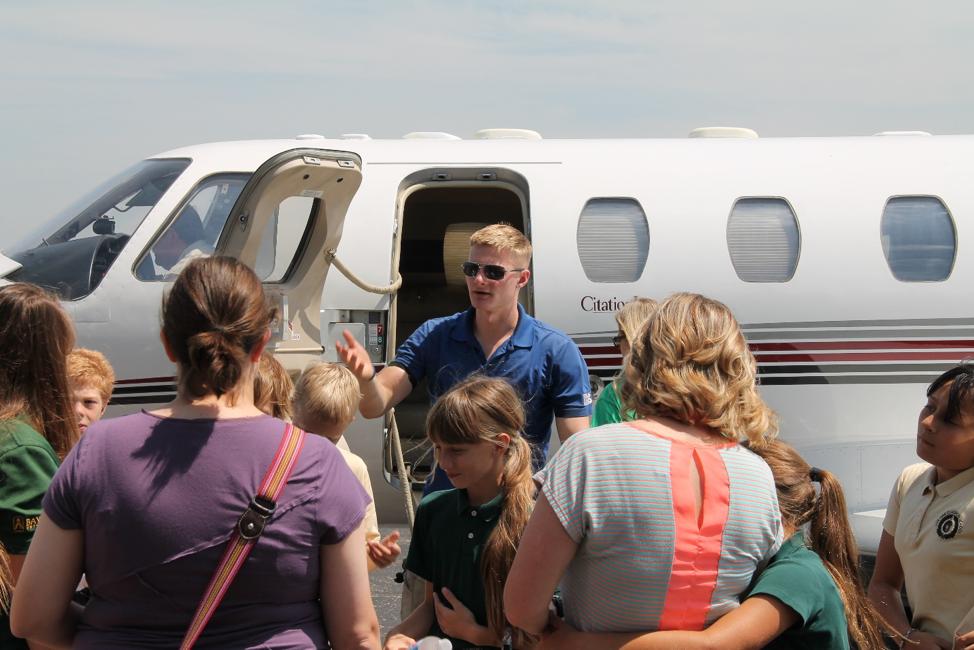 BIAS Live Oak Airport Tour