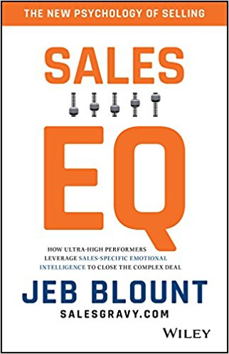 Book Cover of Sales EQ