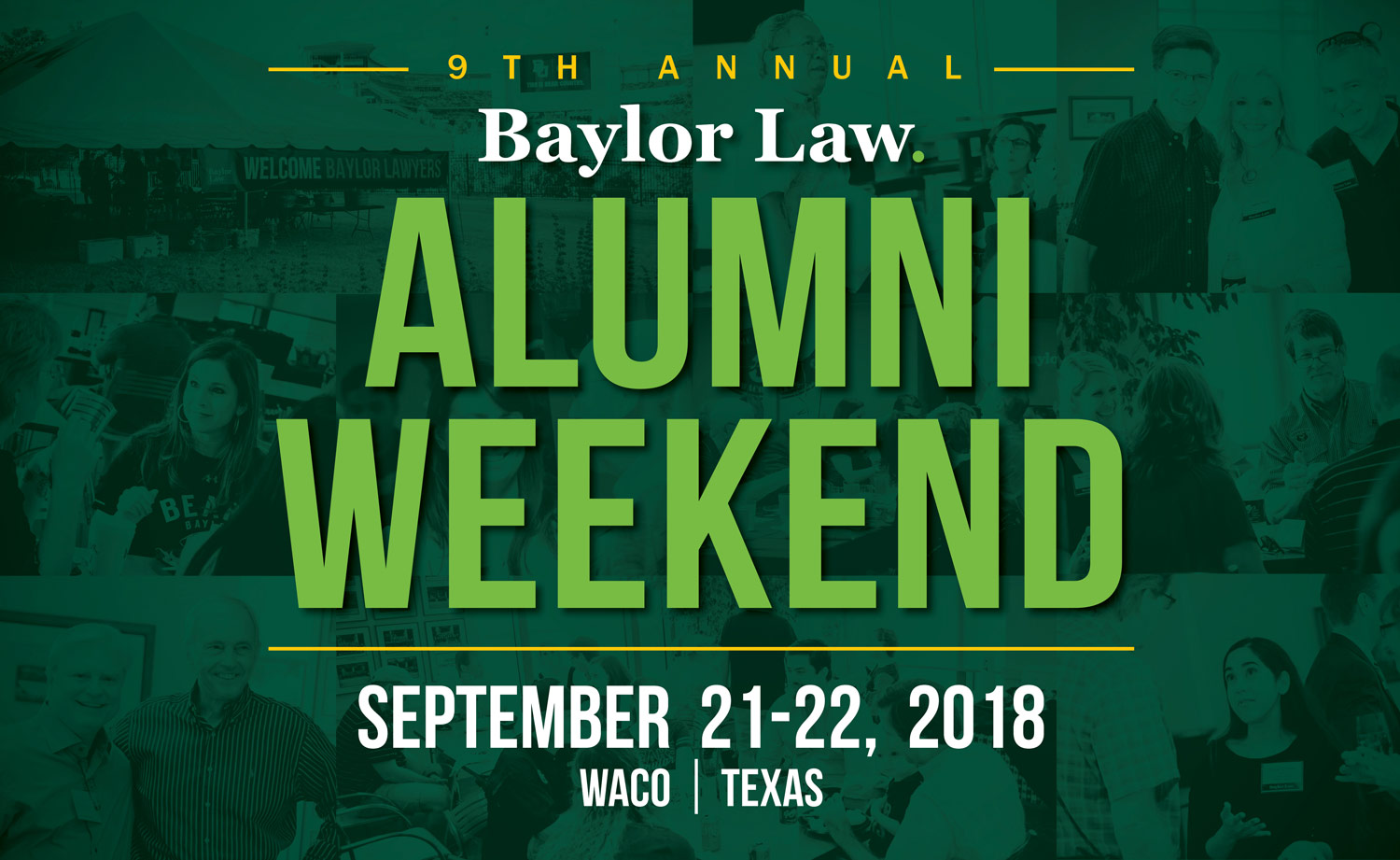Baylor Law Alumni Weekend