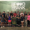 Army-Baylor Students Volunteer at San Antonio Food Bank